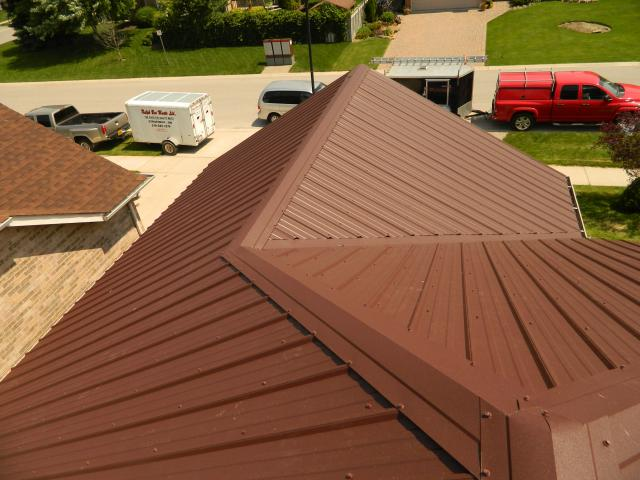 Southwestern Metal Roofing Index